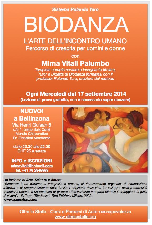 biodanza mima bellinzoan 2014:15